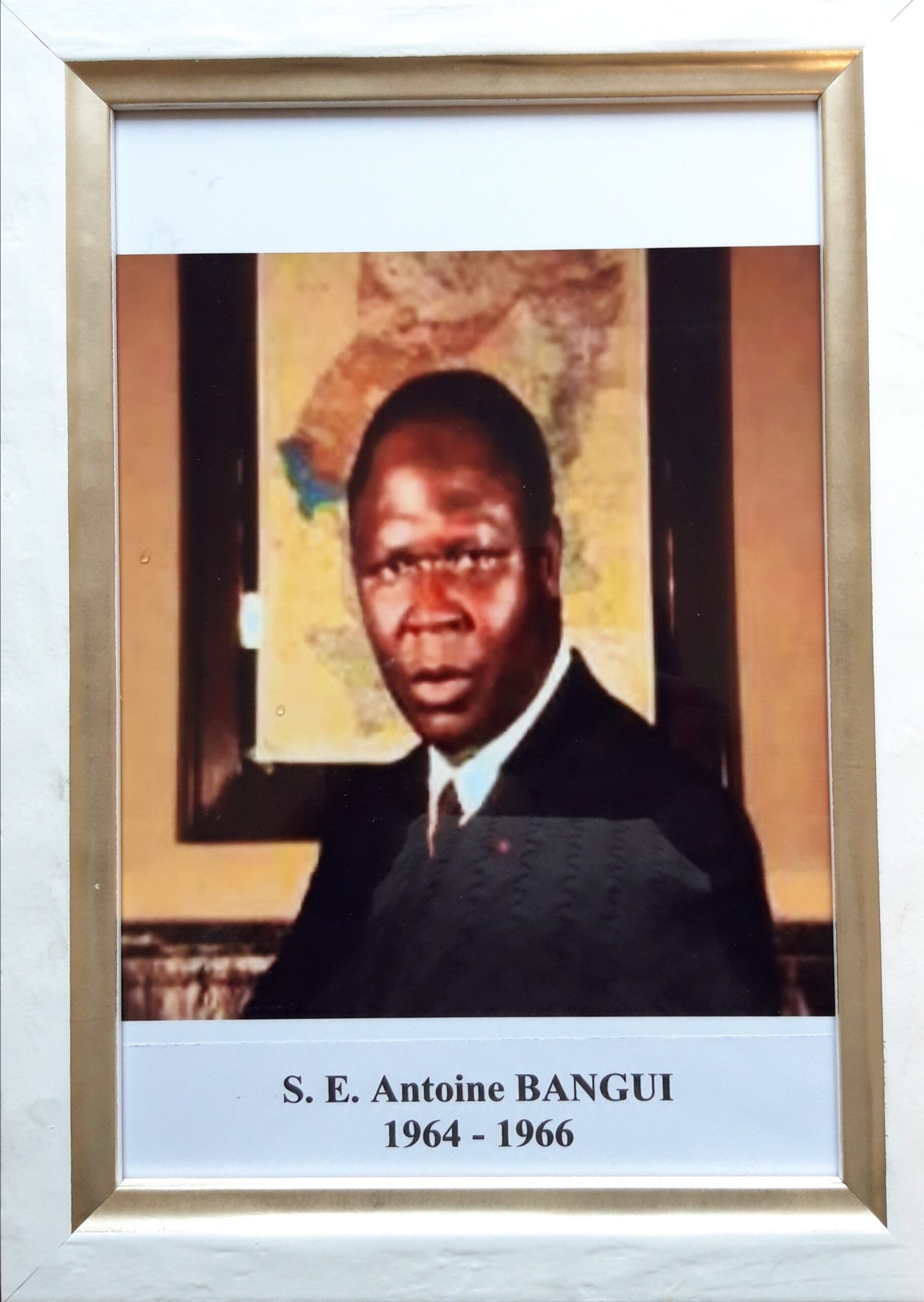 S.E. Antoine BANGUI