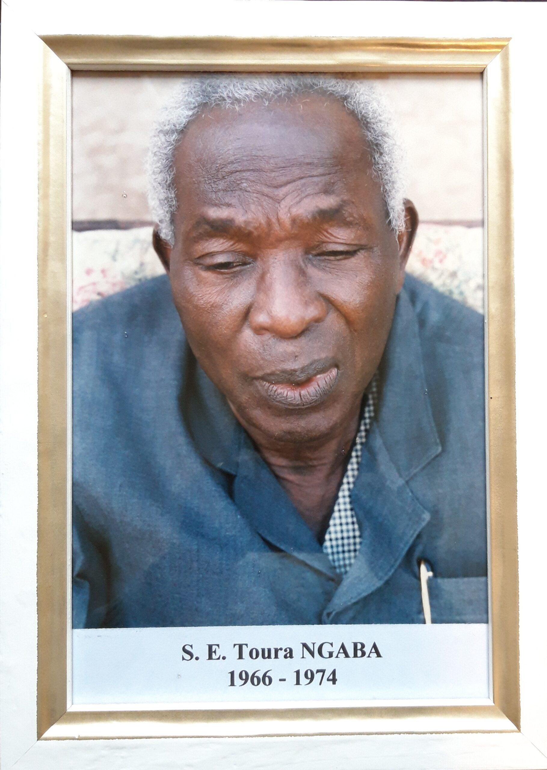 S.E. Toura NGABA