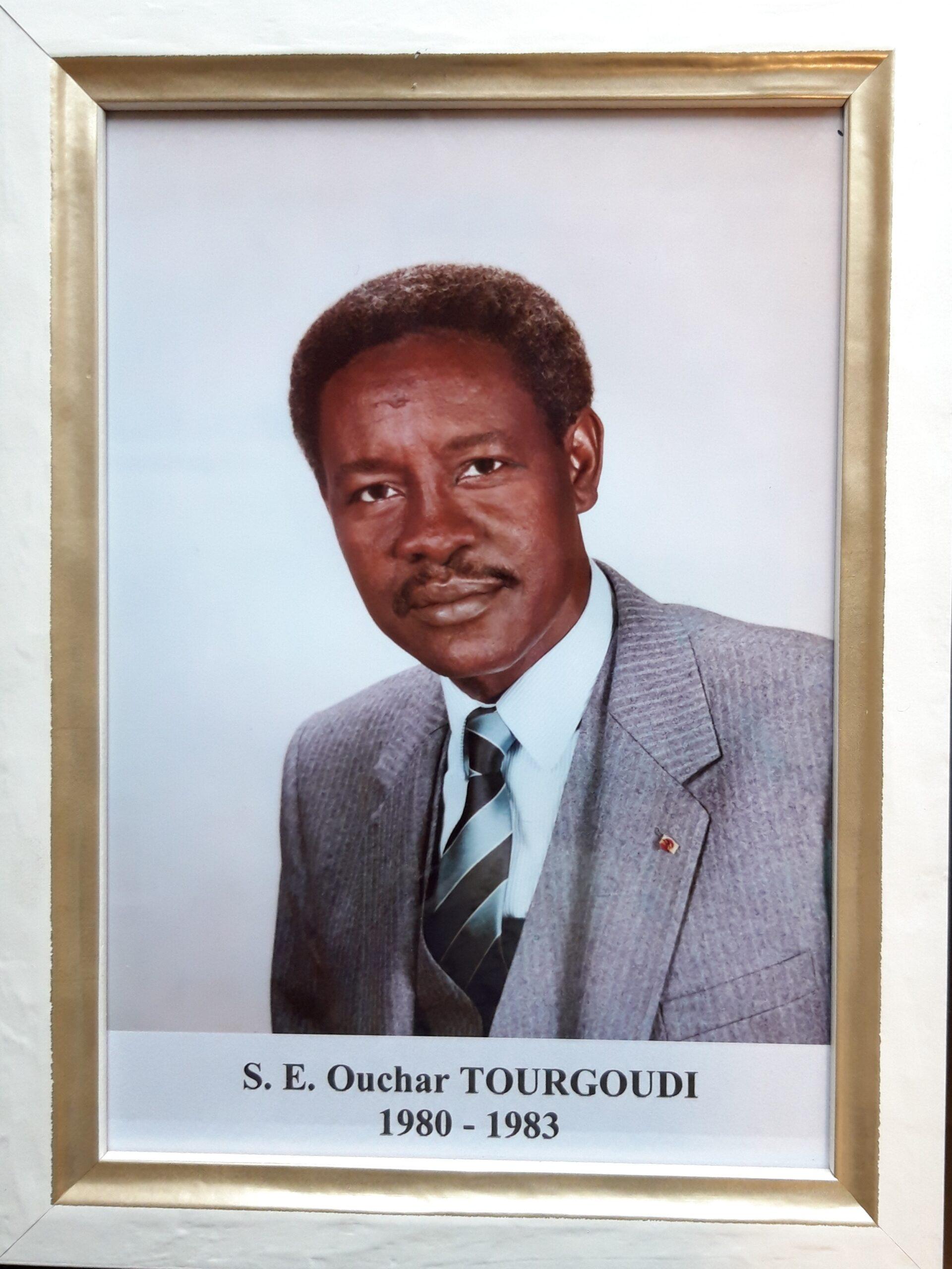 S.E. Ouchar TOURGOUDI