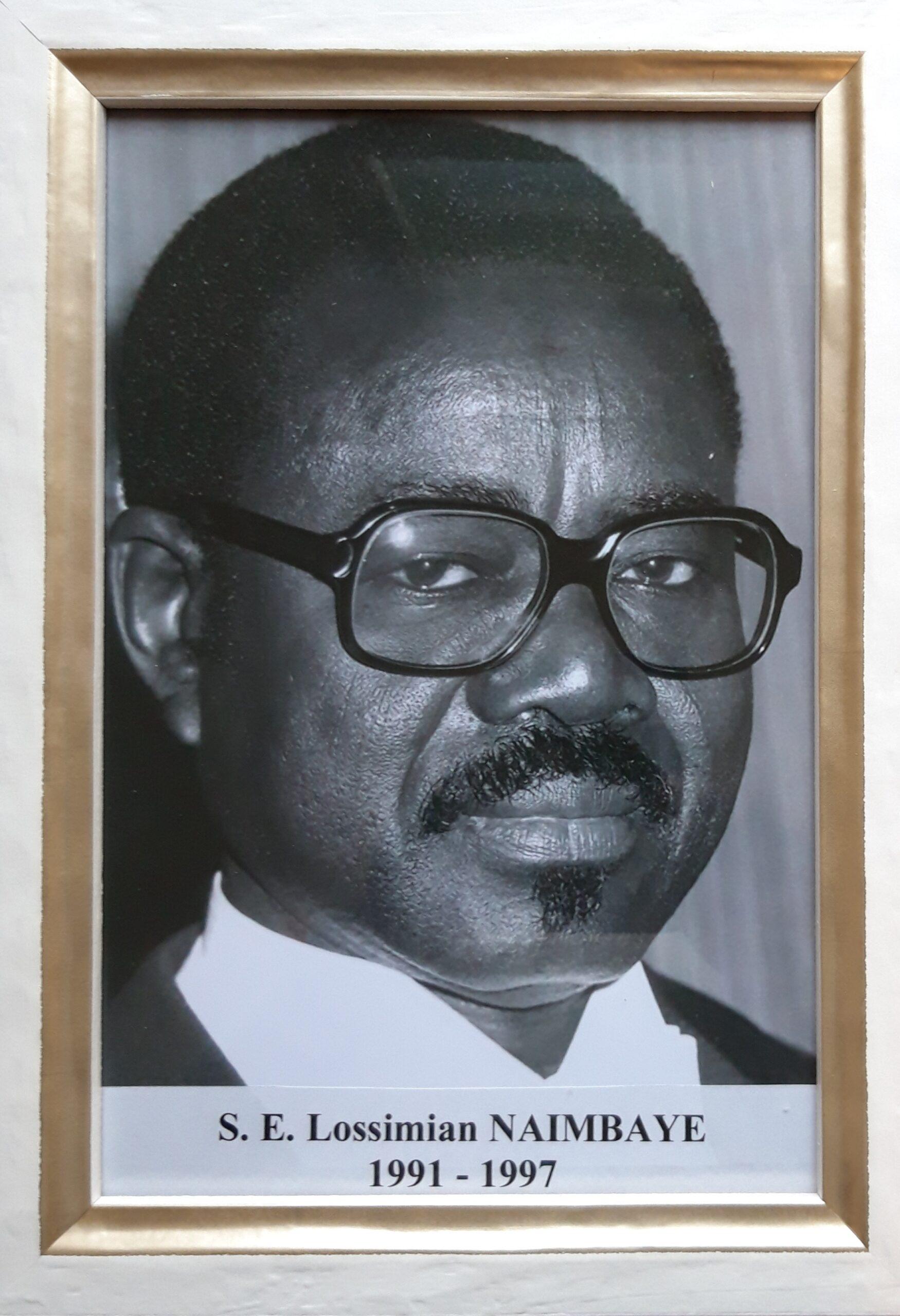 S.E. Lossimian NAIMBAYE