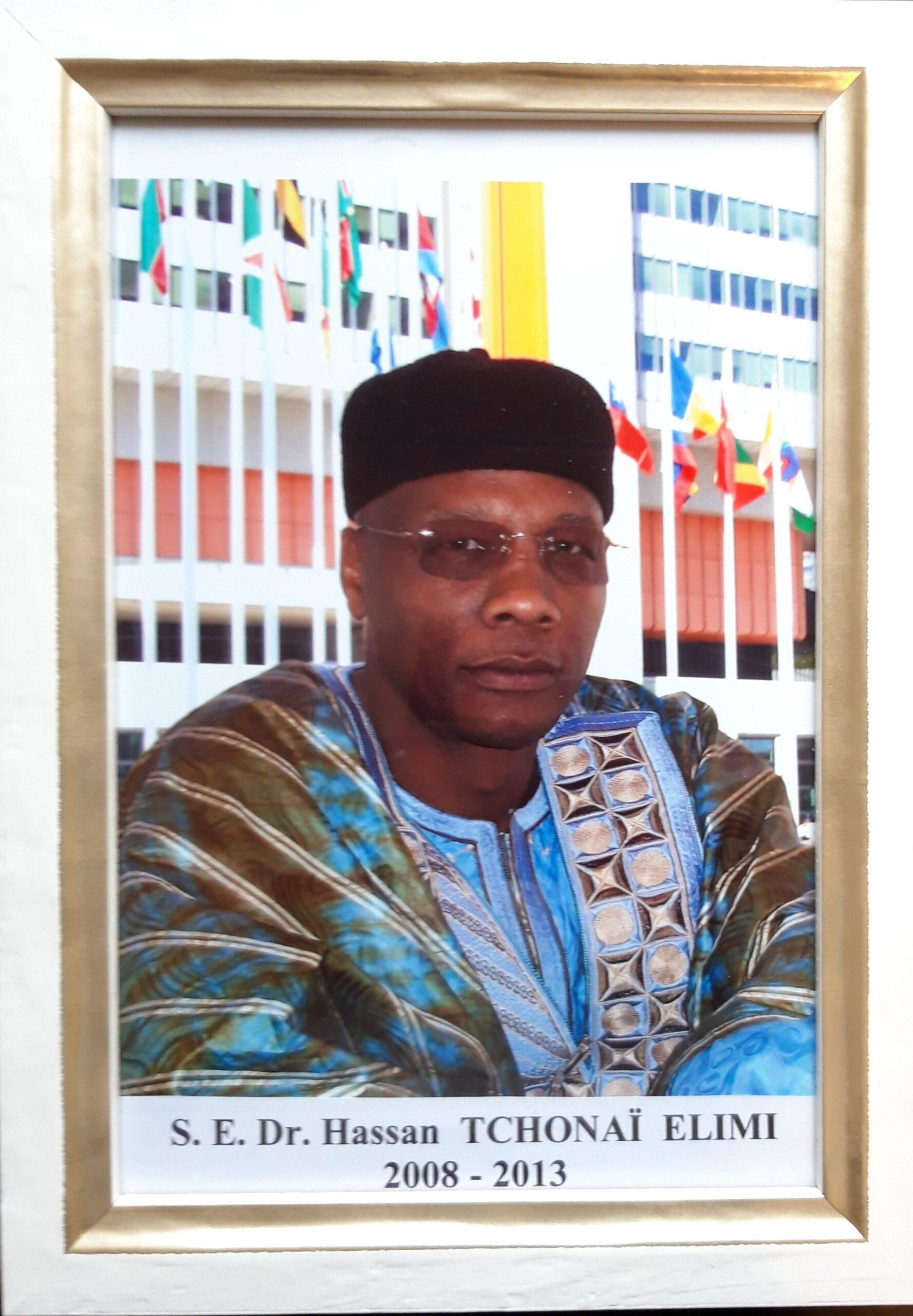 S.E. Dr. Hassan TCHONAI ELIMI